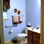 Remodeled bathroom for better independent living